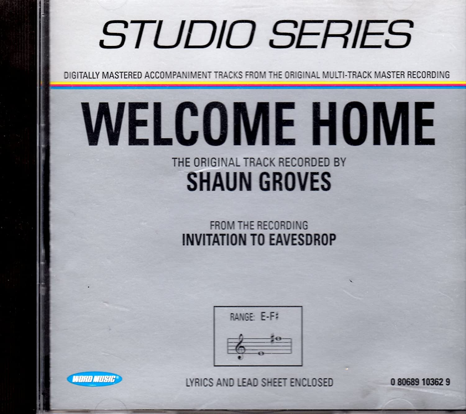 Studio Series - Welcome Home by Shaun Groves