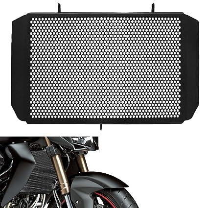 Protector para radiador de motocicletas de acero inoxidable ...