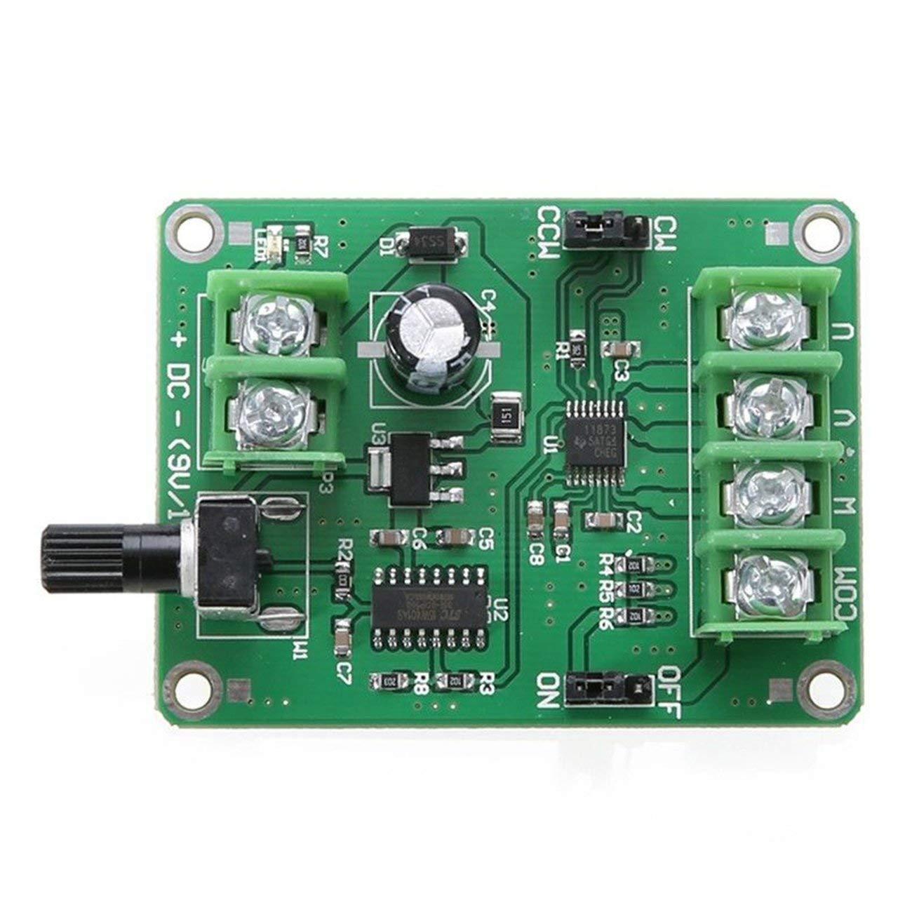 Controlador sin escobillas del controlador de la placa del ...