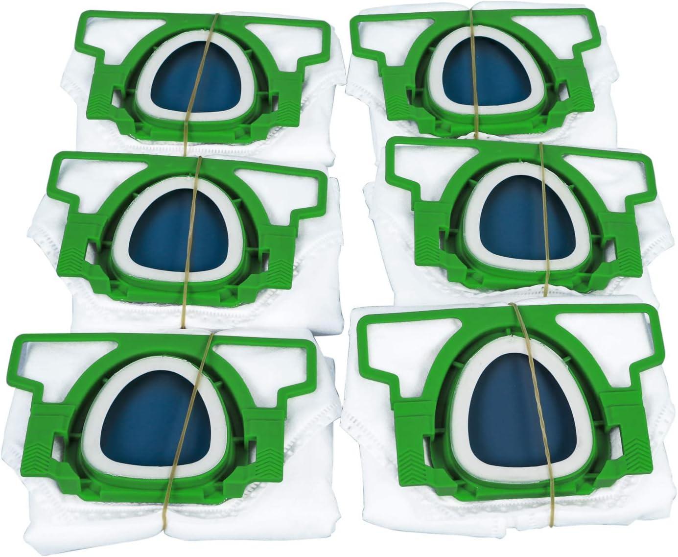 Bolsas para aspiradoras Vorwerk Kobold 200 (12 unidades): Amazon ...