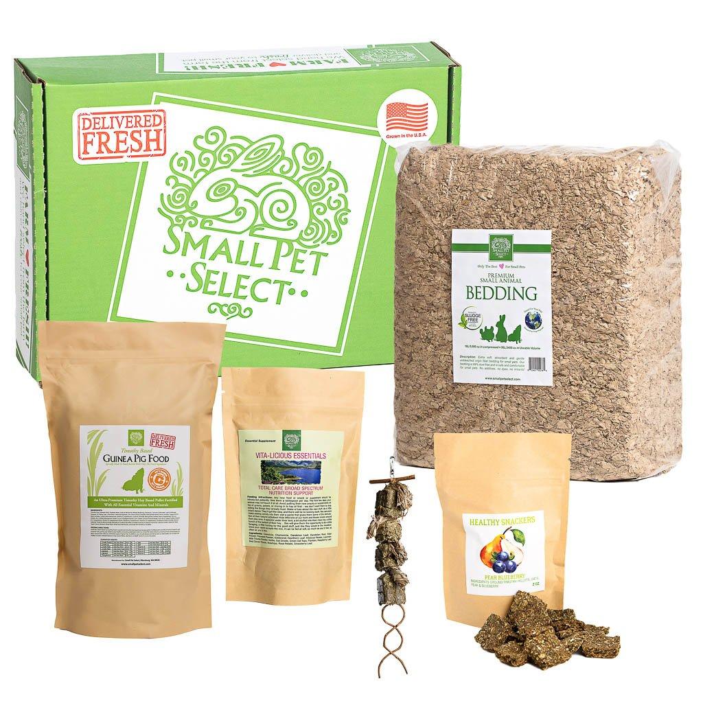 Small Pet Select Guinea Pig Starter Kit