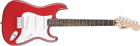 Fender Squier Bullet Stratocaster Fiesta Red