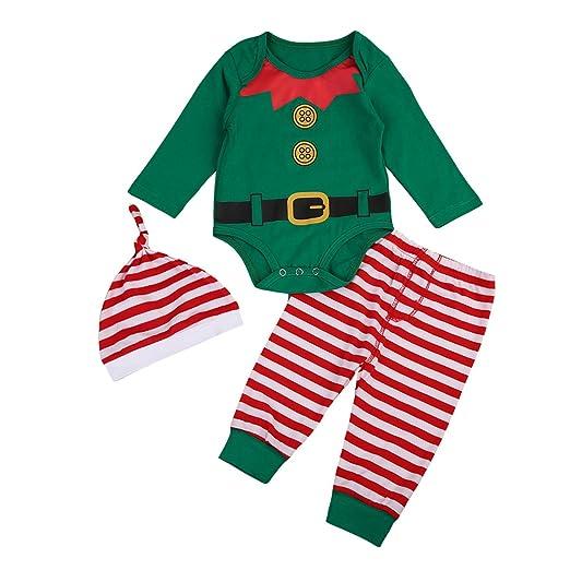2eba1f029 Amazon.com  Infant Toddler Baby Boy Cute Print Romper+Fashion ...