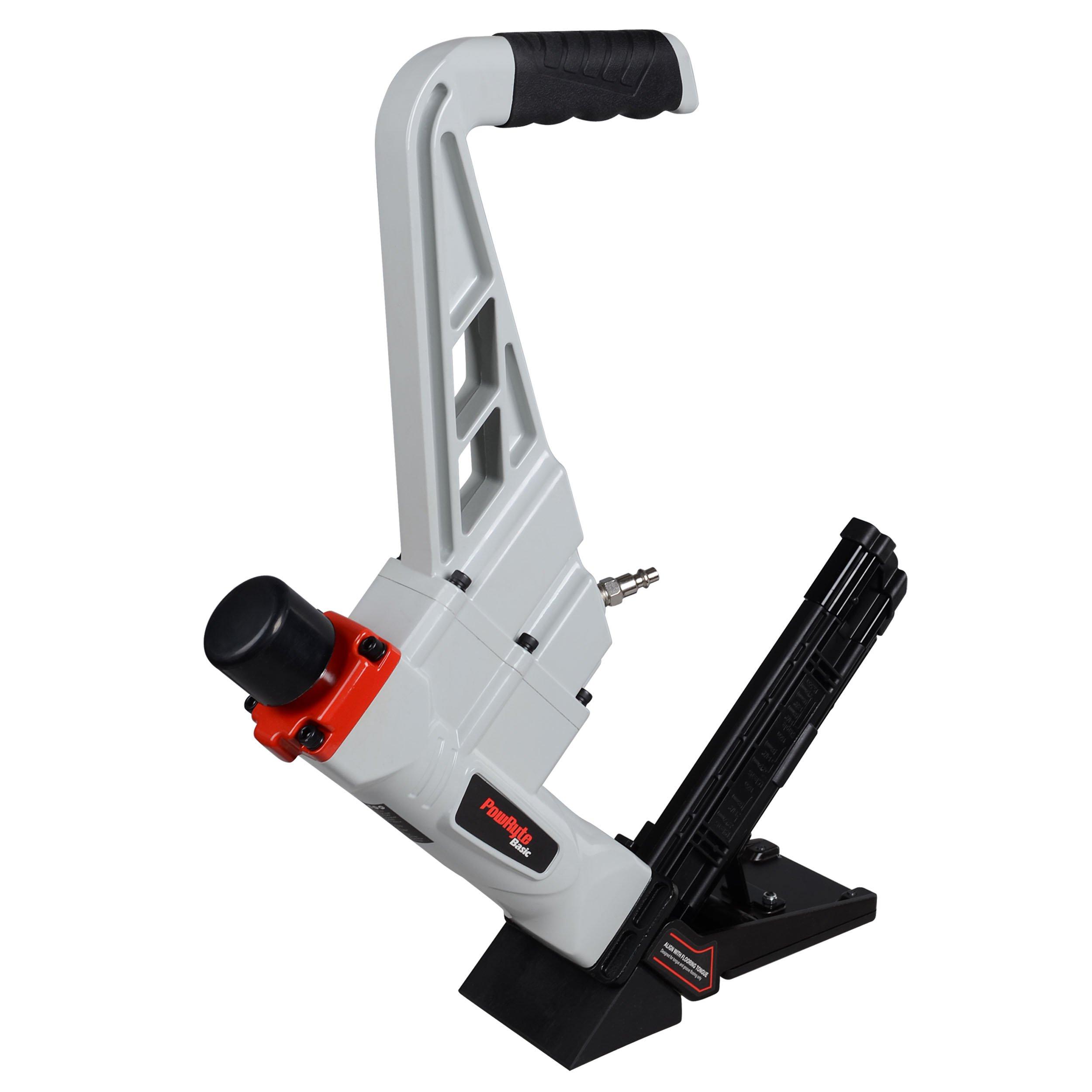 PowRyte 3-in-1 Air Flooring Nailer & Stapler
