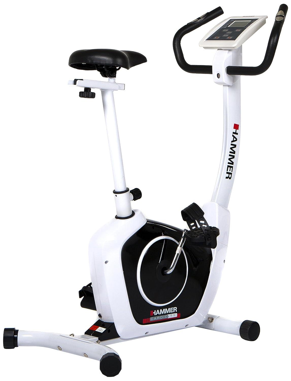 Bicicleta Estática Hammer Cardio T1: Amazon.es: Deportes y aire libre
