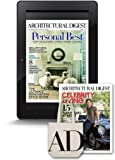Architectural Digest Digital Access + Free Tote Bag & Celebrity Living Issue