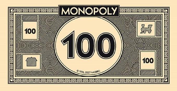 Monopoly Money: Amazon.es: Juguetes y juegos