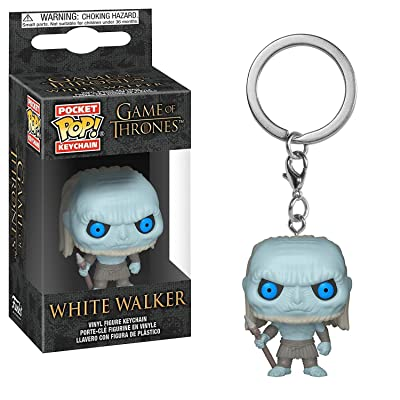 Funko Pop! Keychains: Game of Thrones - White Walker: Toys & Games