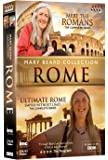 Mary Beard Collection - Rome - Meet the Romans & Ultimate Rome Empire Without Limit - As Seen on BBC2 [DVD]
