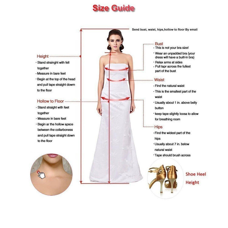 VIPbridal Women Formal Gown Bride Long Sleeve Mermaid Wedding Dress: Amazon.co.uk: Clothing