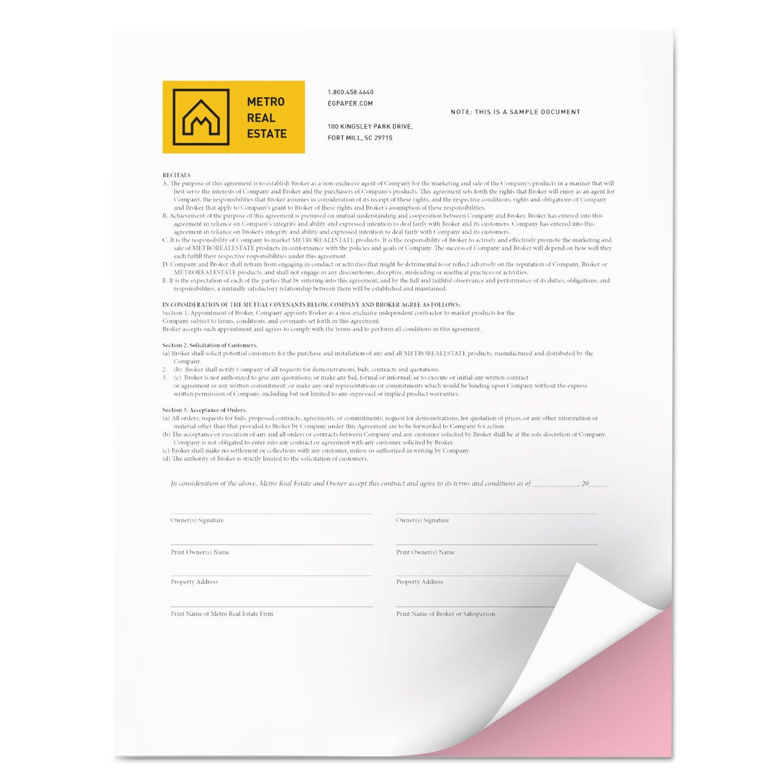 XER3R12421 - Premium Digital Carbonless Paper by Xerox (Image #2)