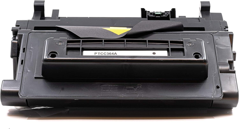 SuppliesOutlet Compatible Toner Cartridge Replacement for HP 64A CC364A Black,2 Pack