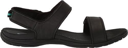 new balance traverse leather sandal