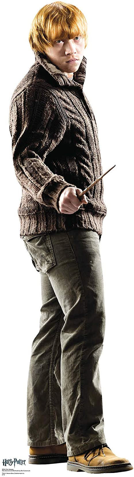partyman.co.uk Ron Weasley 175 cm, diseño de Silueta de ...