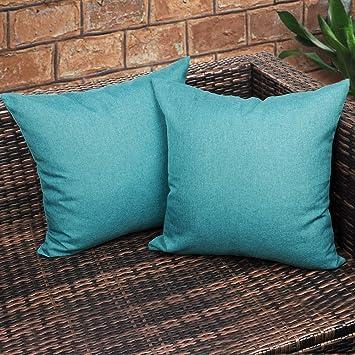 Amazon.com: CZHO - Fundas de almohada para exteriores ...