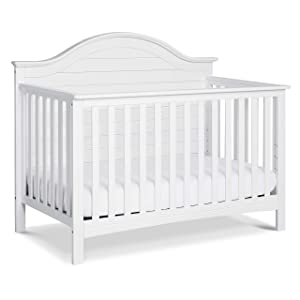 Carter's by DaVinci Nolan 4-in-1 Convertible Crib in White, Greenguard Gold Certified