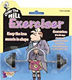 Forum Novelties Over The Hill Exerciser Gag Gift