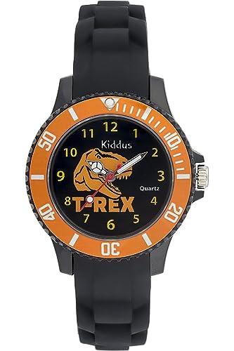 KIDDUS Reloj Niño Sport Analógico Cuarzo Japonés Correa Silicona. KI10111: Amazon.es: Relojes