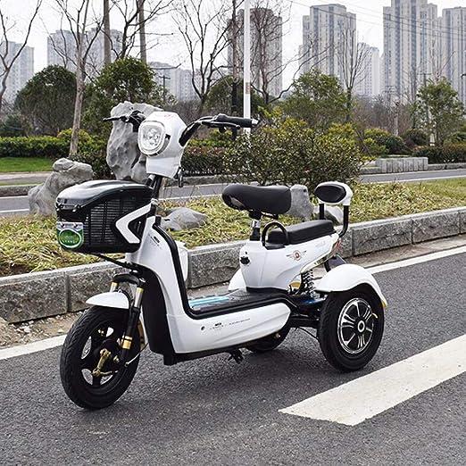 Smx Scooter eléctrico de Tres Ruedas Triciclo eléctrico, Bicicleta ...