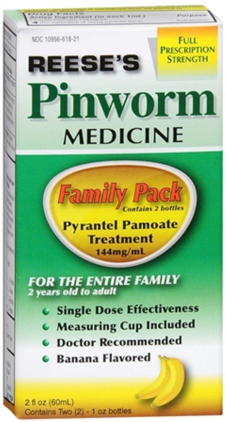 Reese's Pinworm Medicine 2 oz (Pack of 10)