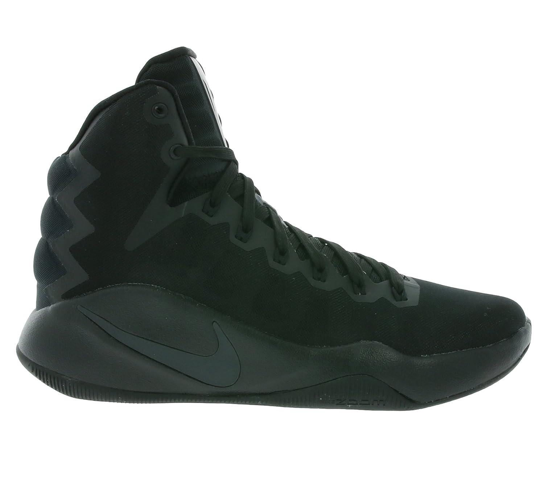 timeless design b16b8 580e2 Amazon.com   Nike Mens Hyperdunk 2016 Shoes Black Anthracite Volt Size 12    Basketball