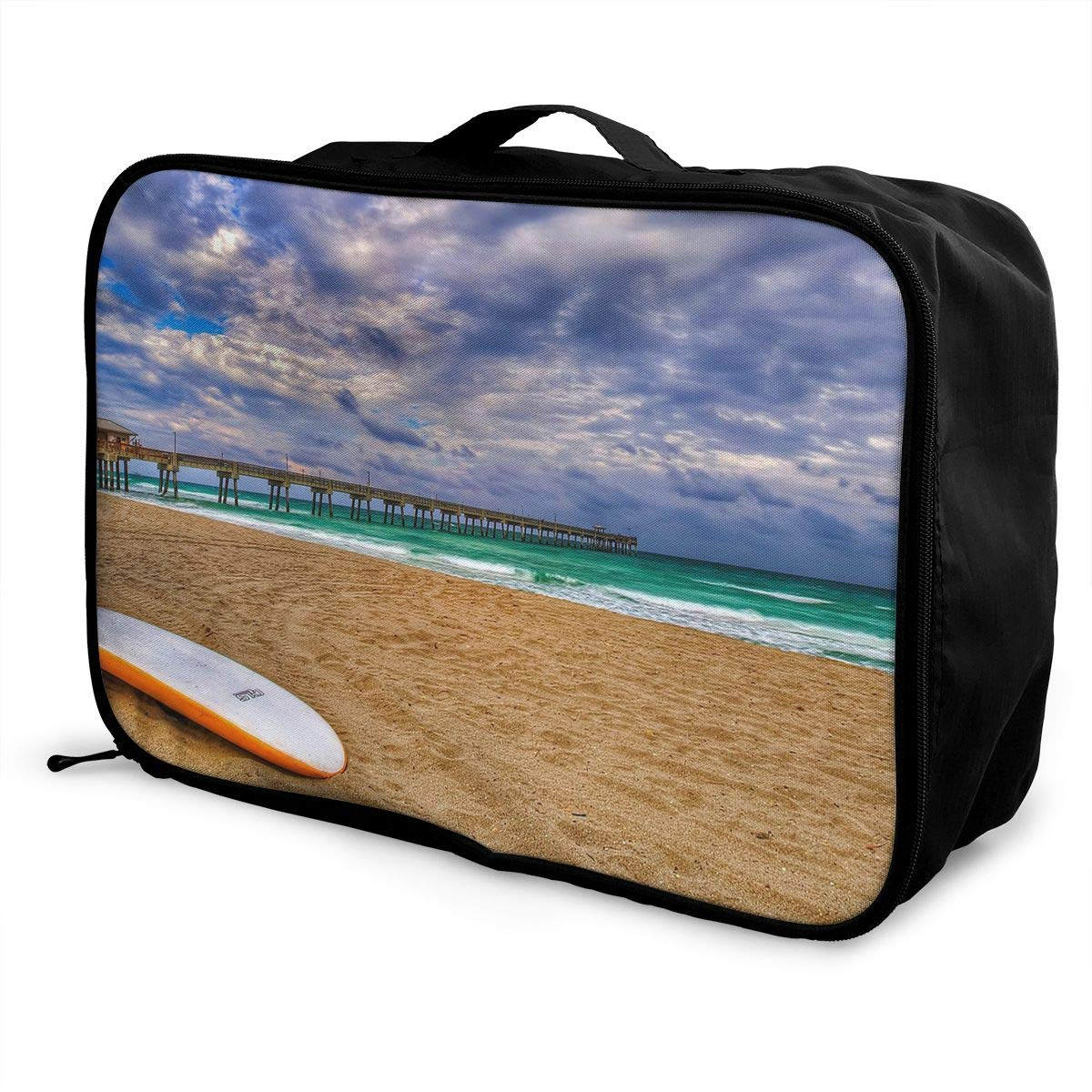 Travel Luggage Duffle Bag Lightweight Portable Handbag Surf Board Large Capacity Waterproof Foldable Storage Tote