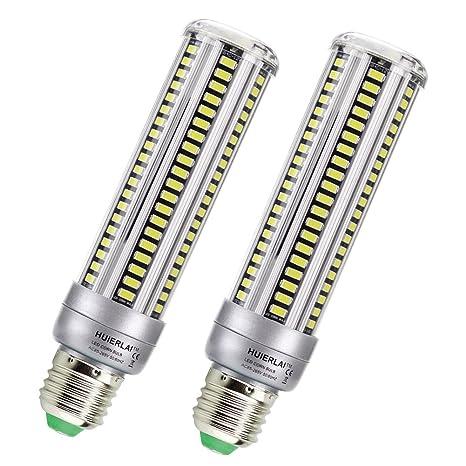 2x Bombillas LED E27 20W Maíz luz - Mazorca Luz LED lampara Equivalentes a 150W,