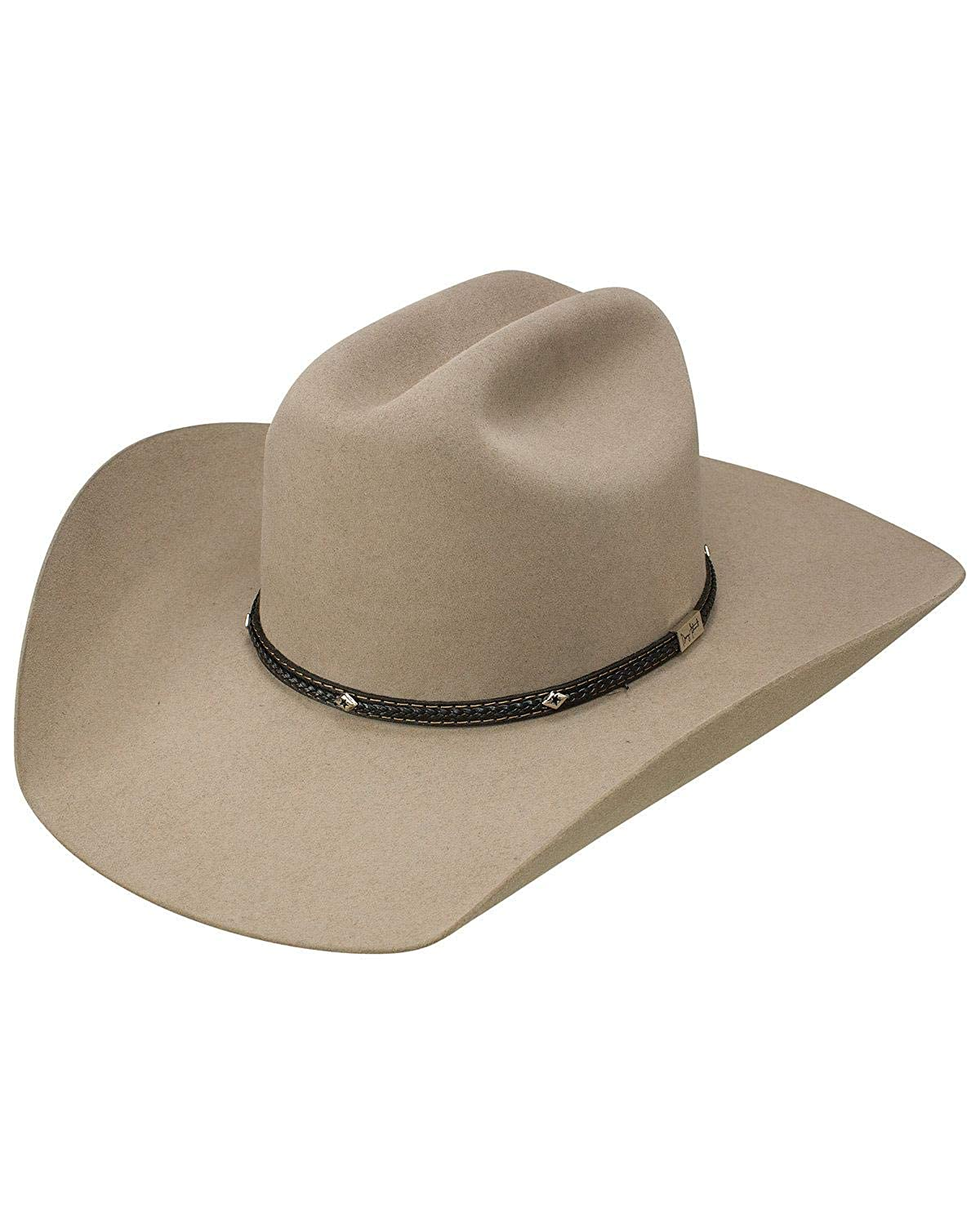 Resistol Men s George Strait by Hollister 6X Felt Cowboy Hat Tan 6 7 8 at Amazon  Men s Clothing store  12d39bfc8e75
