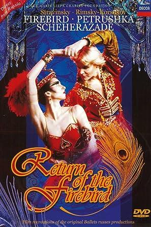Bolshoi Ballet: Return Of The Firebird [DVD] [Import]