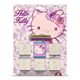 Hello Kitty Multiprint Noris 631 5803,, 5-Piece Stamp Set, 5 Stamps
