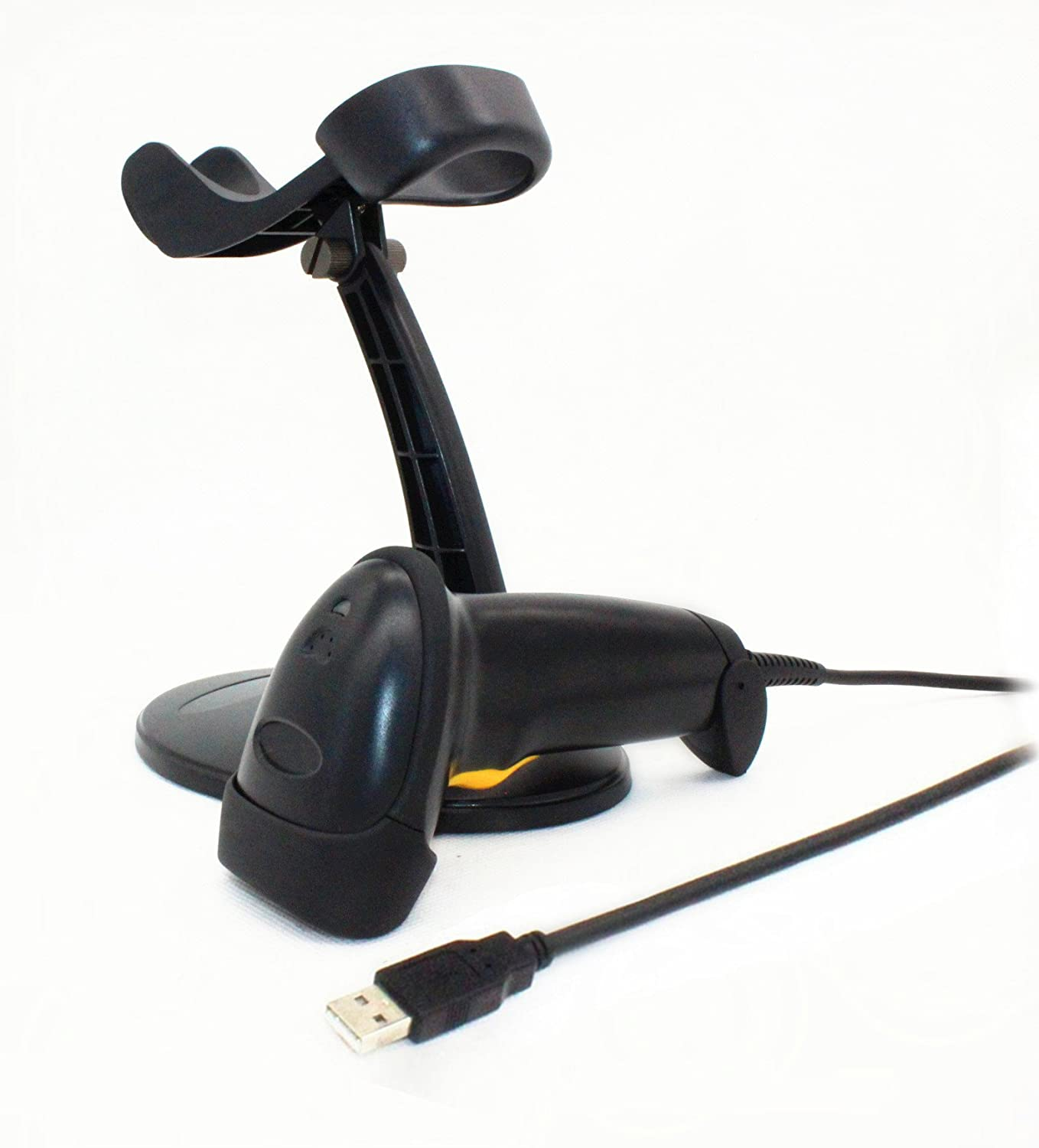usb automatic barcode scanner scanning barcode bar