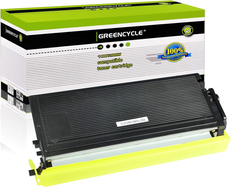 10 PK TN570 Toner Cartridge For Brother DCP-8040D HL-5140 5150D MFC-8440D 8640D