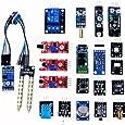 OSOYOO(オソヨー) DIY センサーモジュール キット 常用20個 for Arduino/raspberry ボード 学生実験に最適