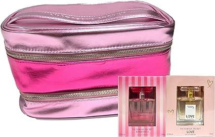 Victorias SecretVictorias Secret Set de regalo de perfume, lote de 2 y juego de estuche para tren, 3.00[set de ]: Amazon.es: Belleza