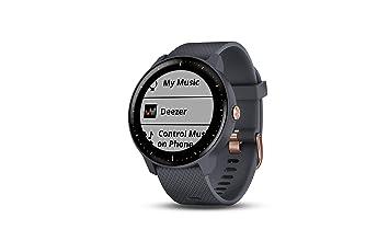 90f3e322ade Garmin vivoactive 3 Music - Montre Connectée de Sport avec GPS ...