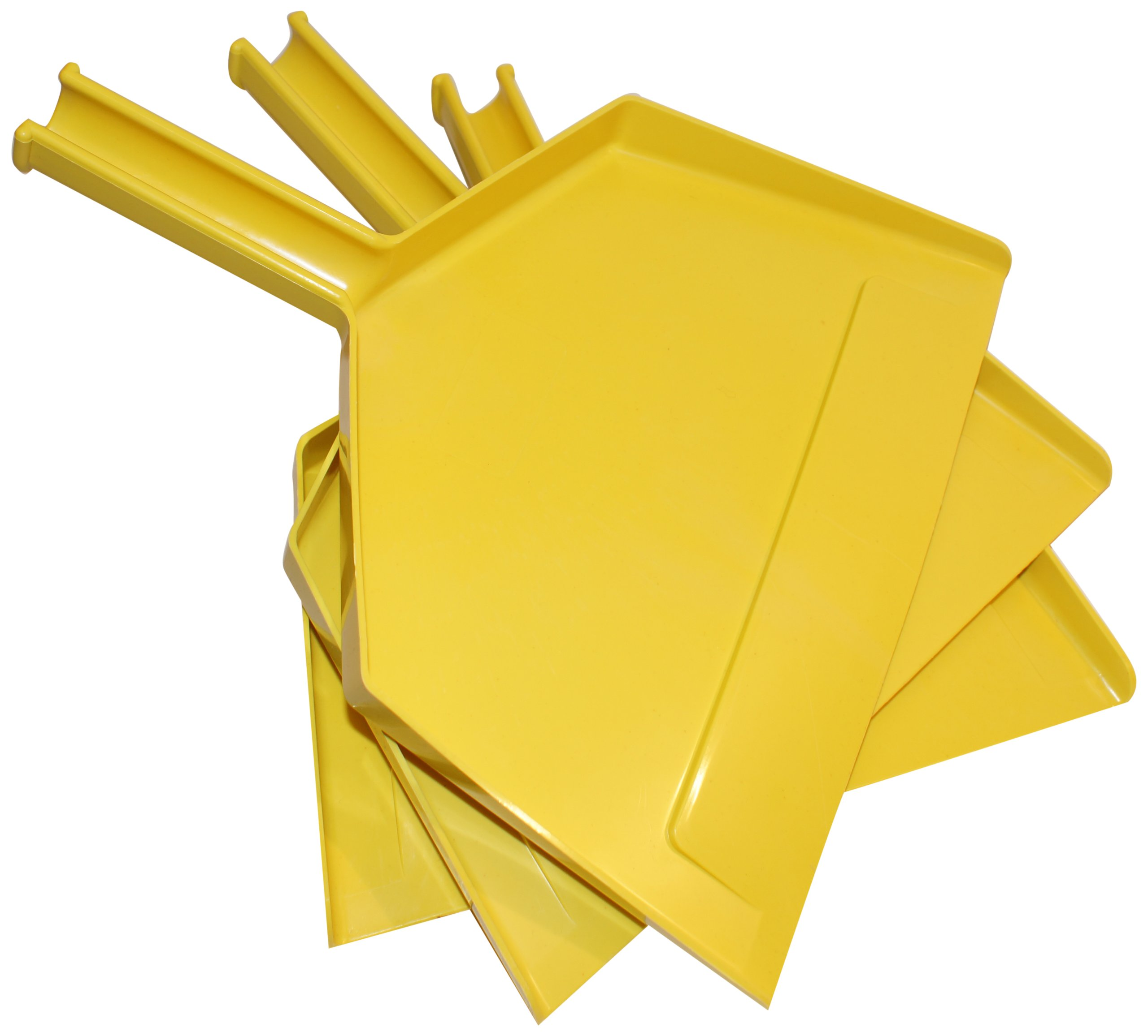 Smart BroomYT-3CDPY Clip-On Dust Pan, 3-Pack (6 packs of 3)