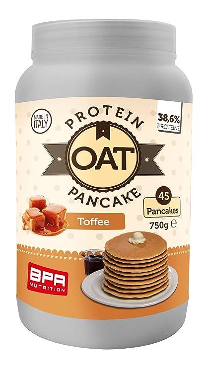 Proteína de Avena Pancake