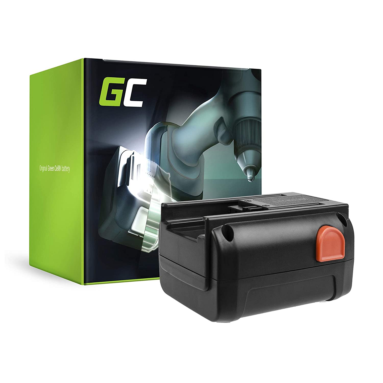 disponibile verde Cell® Utensili Elettrici, Elettrici, Elettrici, Attrezzi da giardino Elettrici Batteria per Gardena 8882 (Panasonic Li-Ion celle 2.5 Ah 18V)  forma unica