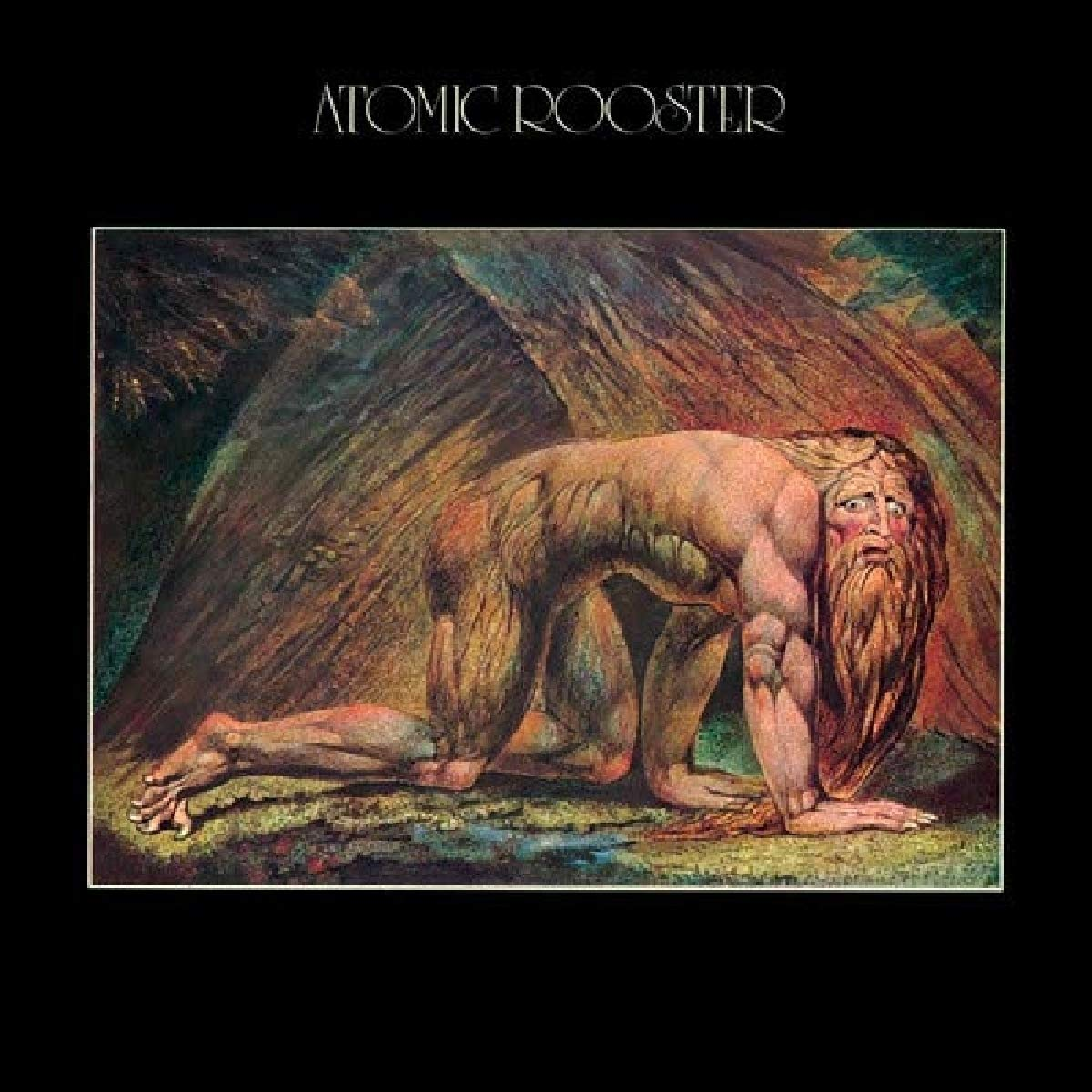 Vinilo : Atomic Rooster - Death Walks Behind You (Colored Vinyl, Limited Edition, Deluxe Edition)