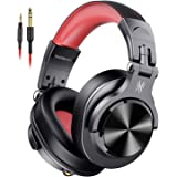 OneOdio A71 Wired Over Ear Headphones, Studio Headphones with SharePort, Professional Monitor Recording & Mixing Foldable Hea