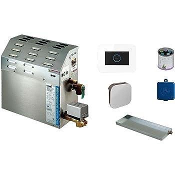 Mr Steam MS 150 EC1 6 KW Steam Bath Generator With I Butler Package