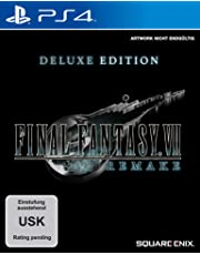 Final Fantasy VII HD Remake Deluxe Edition [Playstation 4]