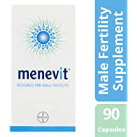 Menevit Male Fertility Supplement Capsules 90 pack