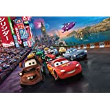 Disney Cars Race Photo Wall Mural 254 x 183cm