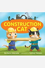 Construction Cat Hardcover