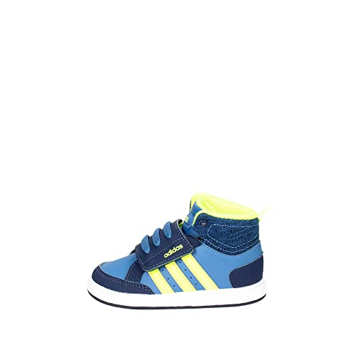 outlet store 4acd8 0cc81 Adidas Neo HOOPS CMF MID sneakers navy scarpe bambino BB9948 21 Amazon.it  Scarpe e borse