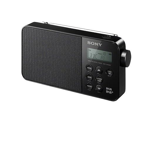 142 opinioni per Sony XDR-S40DBP Radio digitale DAB+/DAB/FM, Nero