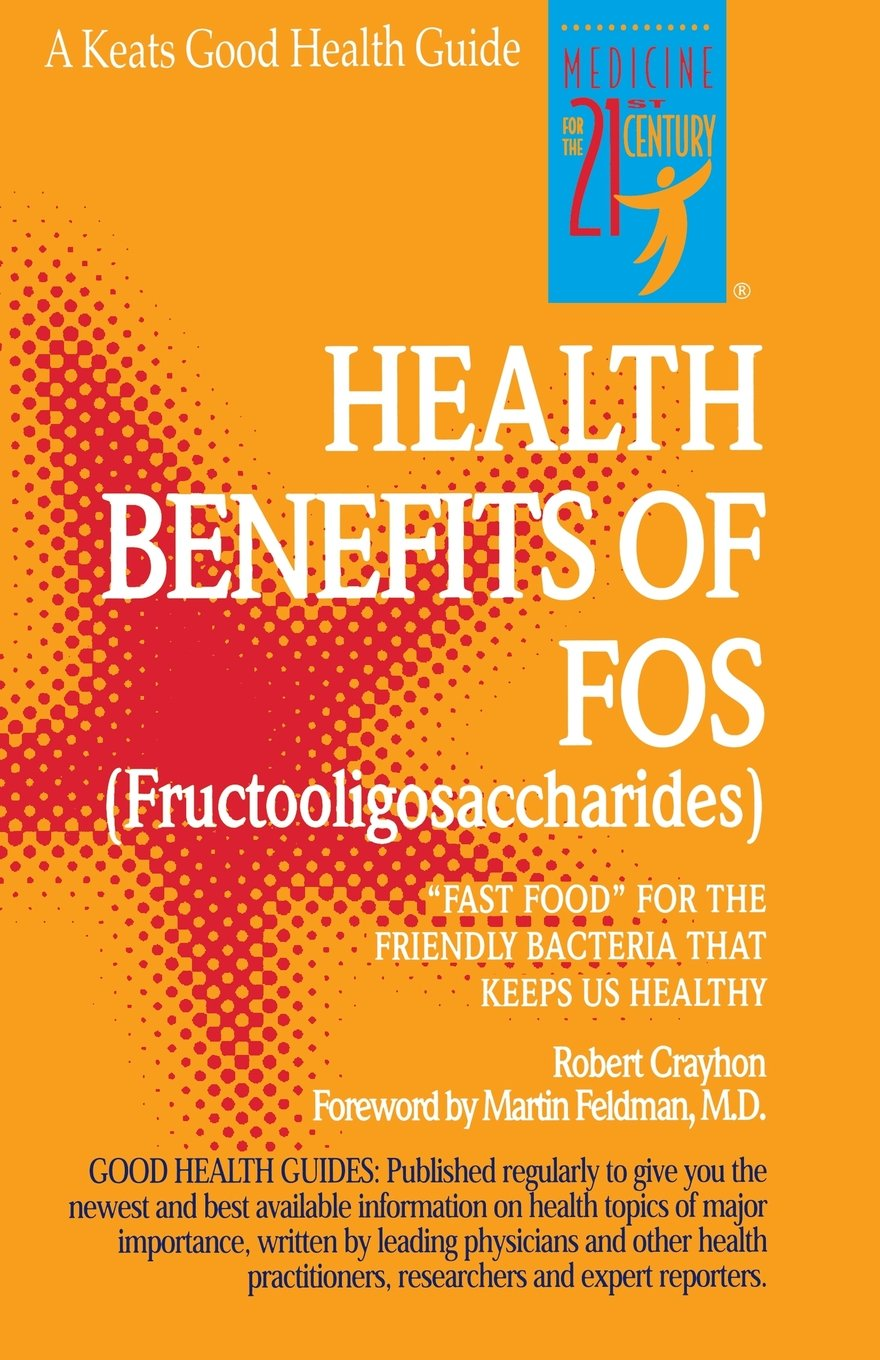 Health Benefits FOS Robert Crayhon product image
