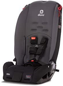 Diono 2020 Radian 3R Latch All-in-One Convertible Car Seat, Gray Slate