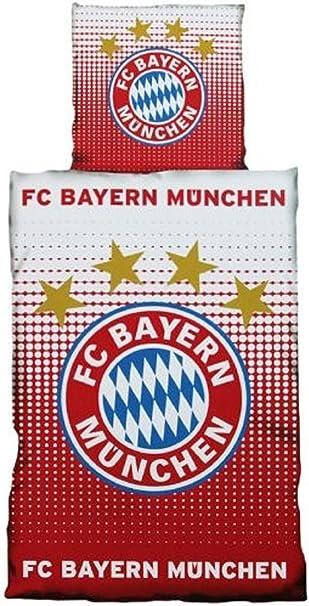 FC Bayern M/ünchen Bettw/äsche rot//wei/ß
